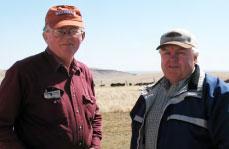 Gary Enneberg & Mark Chaboyer of Cutbank, MT