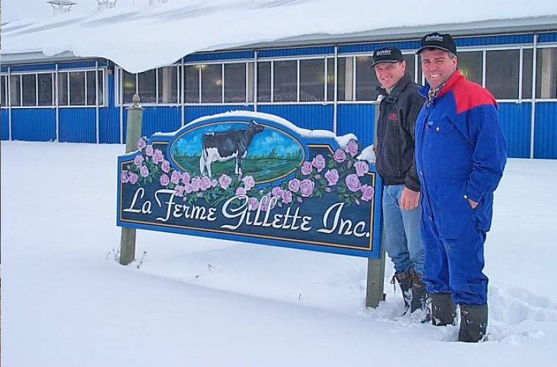 La Ferme Gillette Inc. of Ontario, Canada